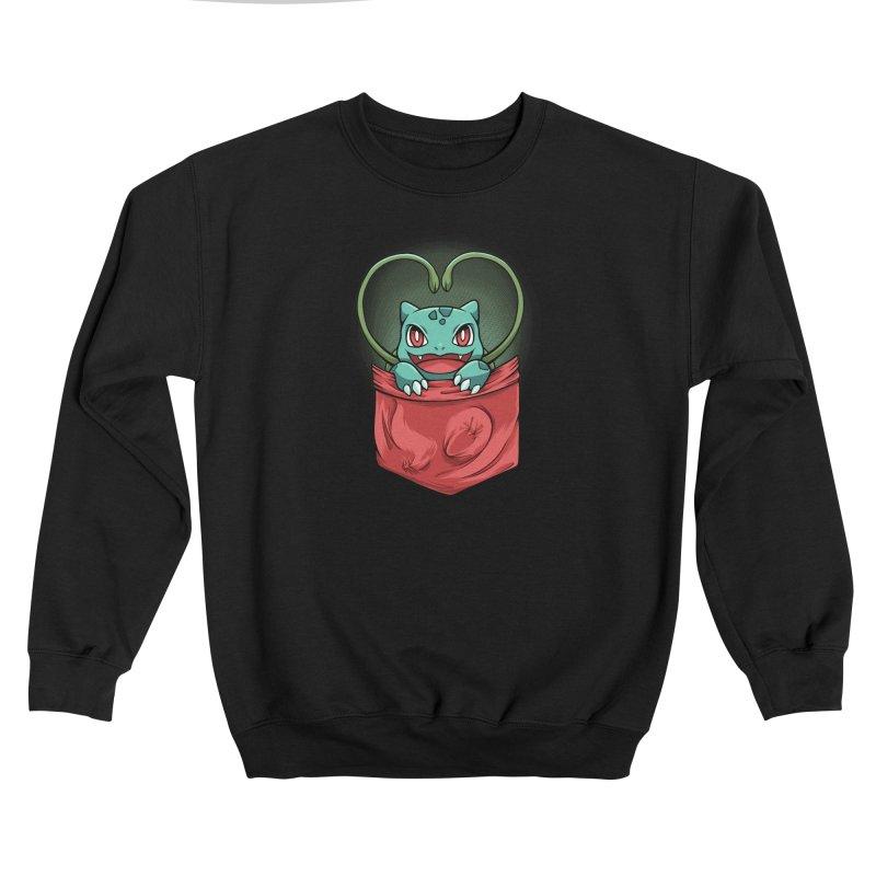 Pokétmon Bulbasaur Men's Sweatshirt by Red Bug's Artist Shop
