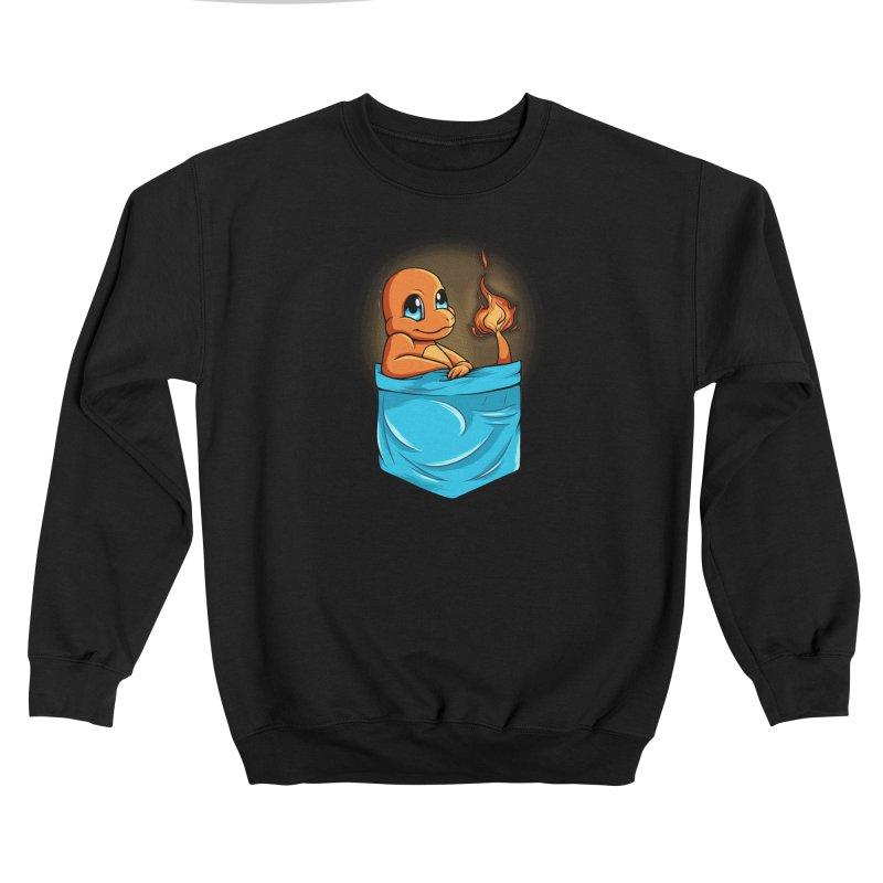 Pokétmon Charmander Men's Sweatshirt by Red Bug's Artist Shop