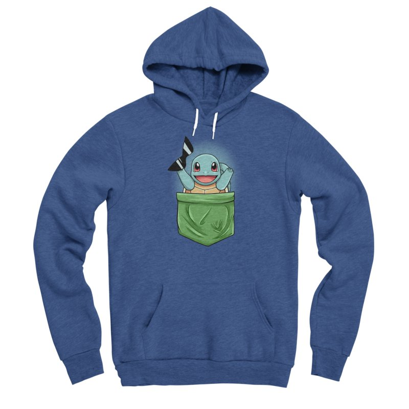Pokétmon Squirtle Women's Pullover Hoody by Red Bug's Artist Shop
