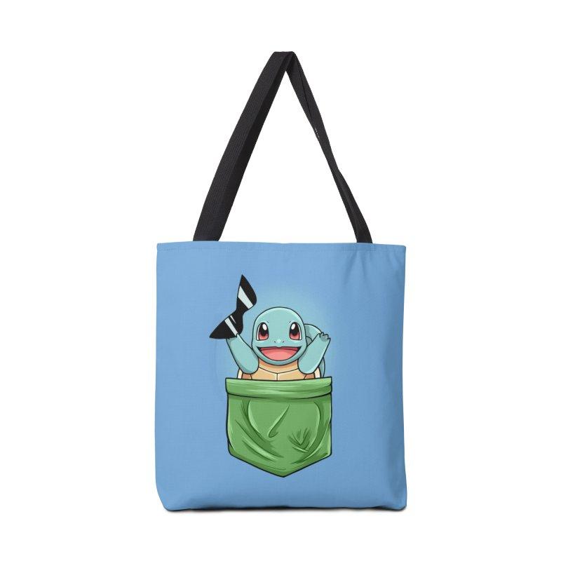 Pokétmon Squirtle Accessories Bag by Red Bug's Artist Shop