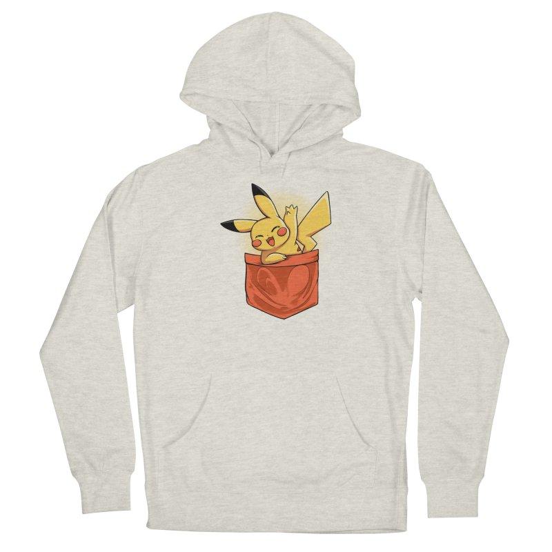 Pokétmon Pikachu Women's Pullover Hoody by Red Bug's Artist Shop
