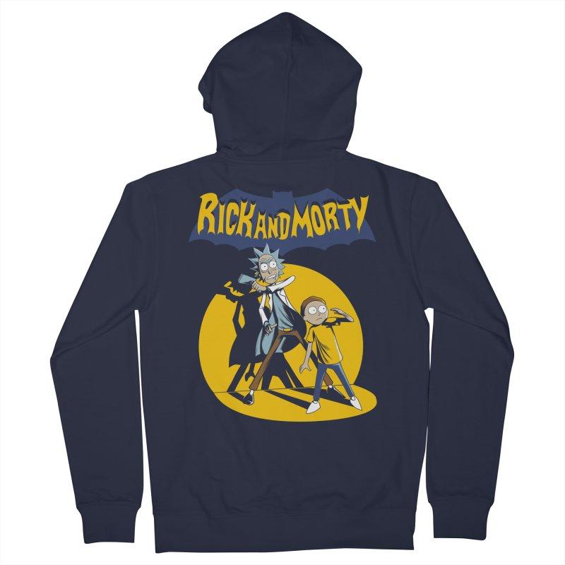 Rickman Women's Zip-Up Hoody by Red Bug's Artist Shop