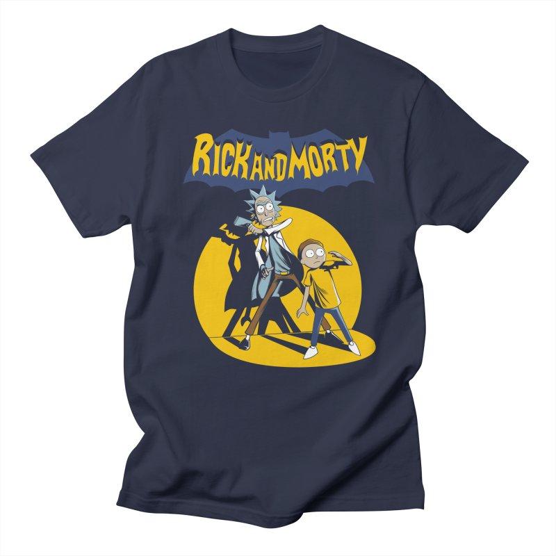 Rickman Men's T-Shirt by Red Bug's Artist Shop