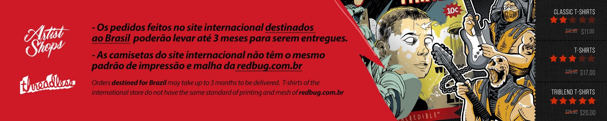 redbug Cover