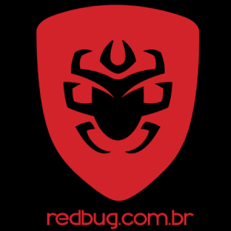 Logo for Red Bug's Artist Shop