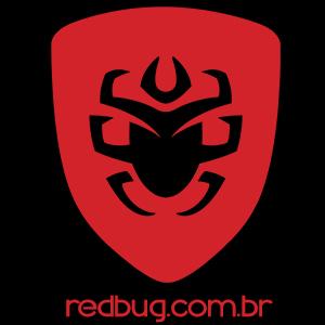 Red Bug's Artist Shop Logo