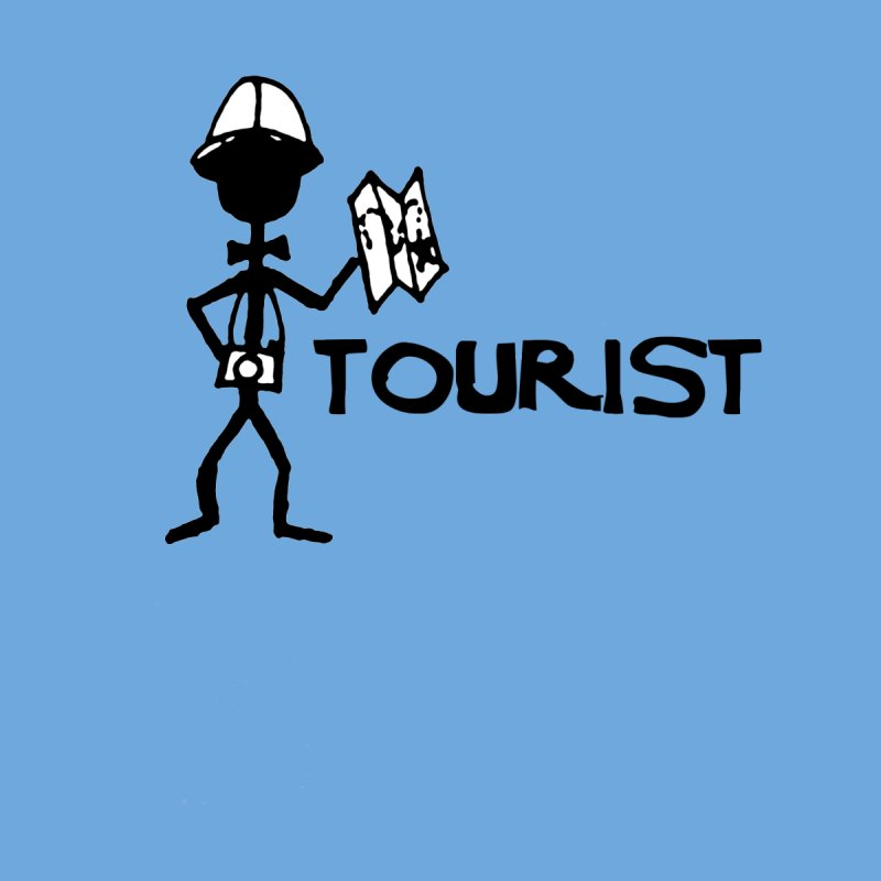Tourist   by redbuggames's Artist Shop