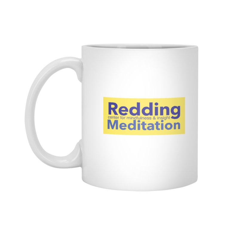 Redding Wear 1 Accessories Mug by reddingmeditation's Artist Shop