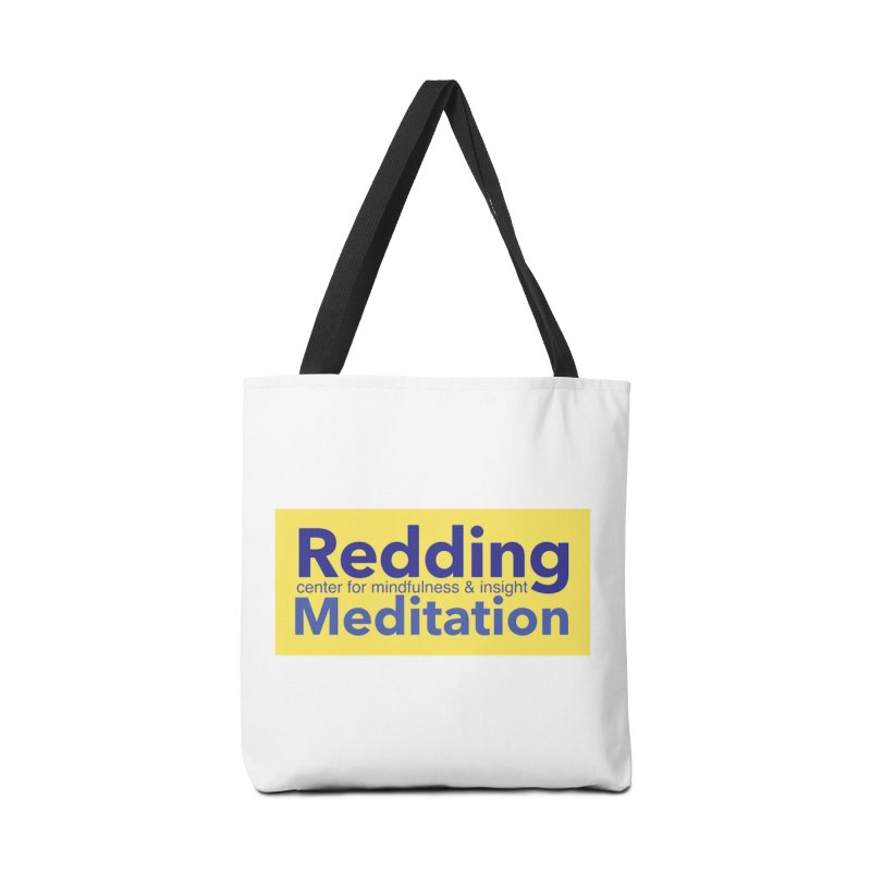 Redding Wear 1 Accessories Bag by reddingmeditation's Artist Shop