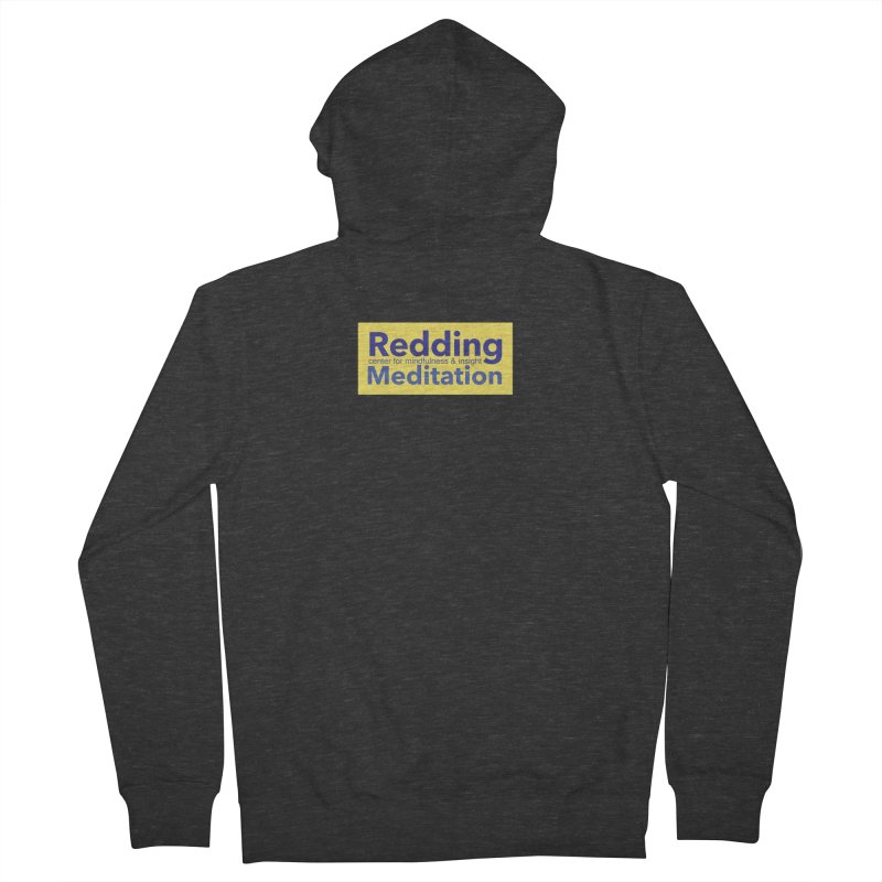 Redding Wear 1 Women's Zip-Up Hoody by reddingmeditation's Artist Shop
