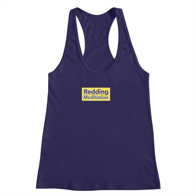 Redding Wear 1 Women's Racerback Tank by reddingmeditation's Artist Shop