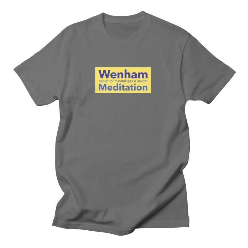 Wenham Wear 1 Men's T-Shirt by Redding Meditation's Artist Shop