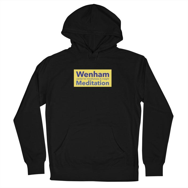 Wenham Wear 1 Women's French Terry Pullover Hoody by Redding Meditation's Artist Shop