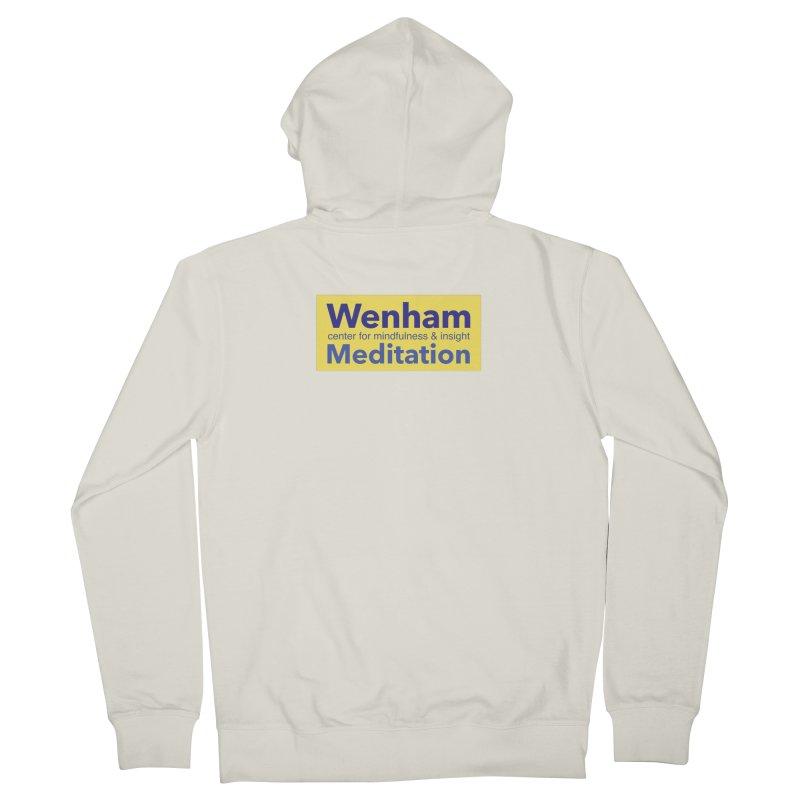 Wenham Wear 1 Women's Zip-Up Hoody by reddingmeditation's Artist Shop