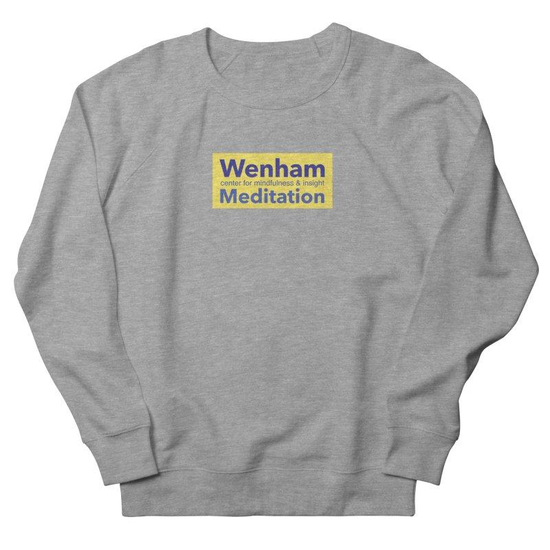 Wenham Wear 1 Men's Sweatshirt by reddingmeditation's Artist Shop