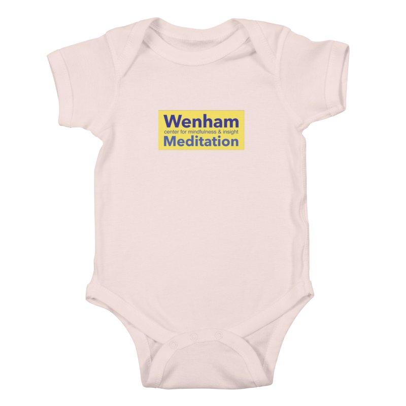 Wenham Wear 1 Kids Baby Bodysuit by reddingmeditation's Artist Shop