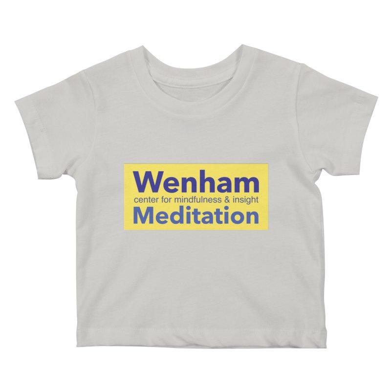 Wenham Wear 1 Kids Baby T-Shirt by reddingmeditation's Artist Shop