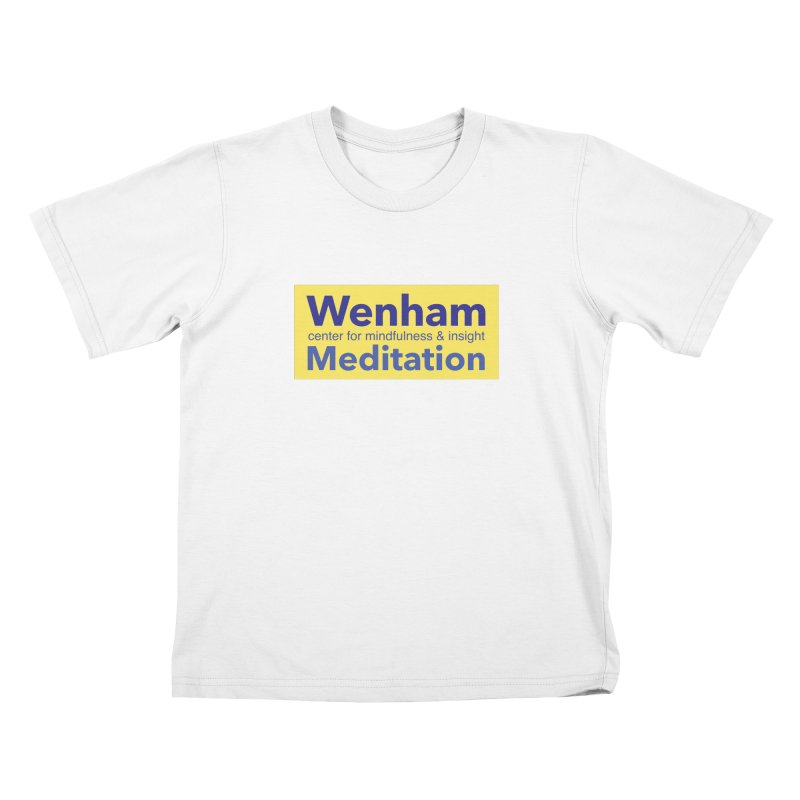 Wenham Wear 1 Kids  by reddingmeditation's Artist Shop