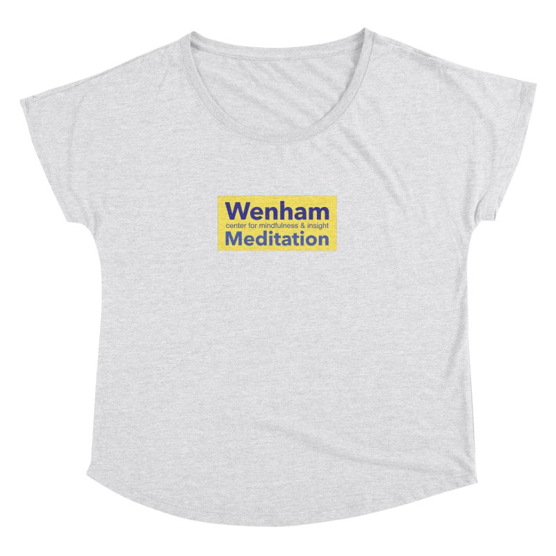 Wenham Wear 1 Women's Dolman by reddingmeditation's Artist Shop