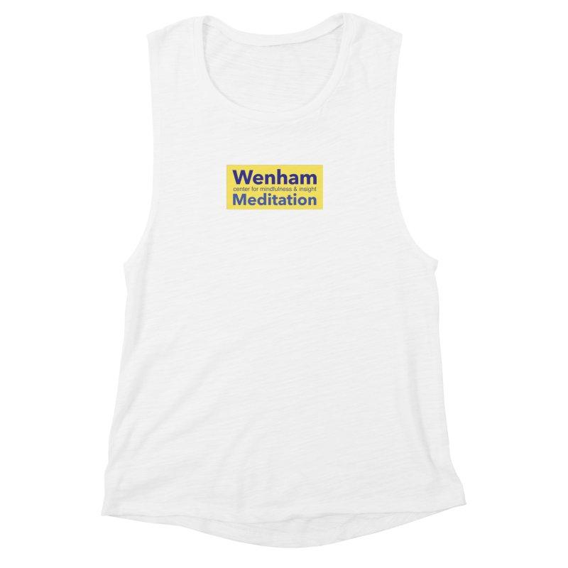 Wenham Wear 1 Women's Muscle Tank by reddingmeditation's Artist Shop