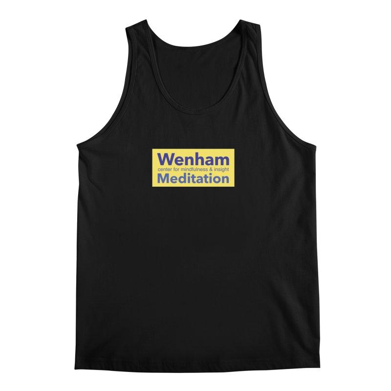 Wenham Wear 1 Men's Tank by reddingmeditation's Artist Shop