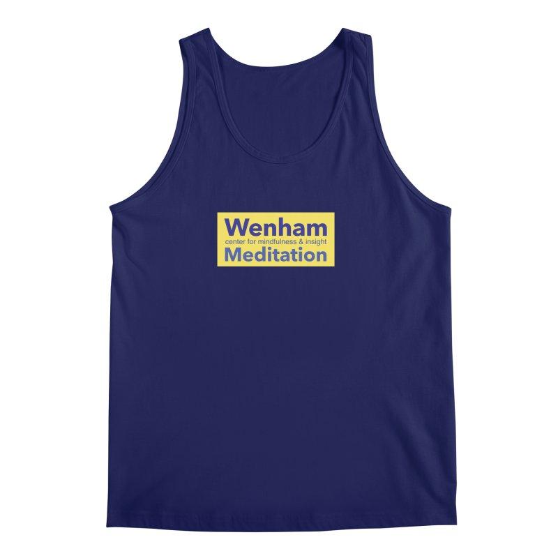 Wenham Wear 1 Men's Regular Tank by Redding Meditation's Artist Shop