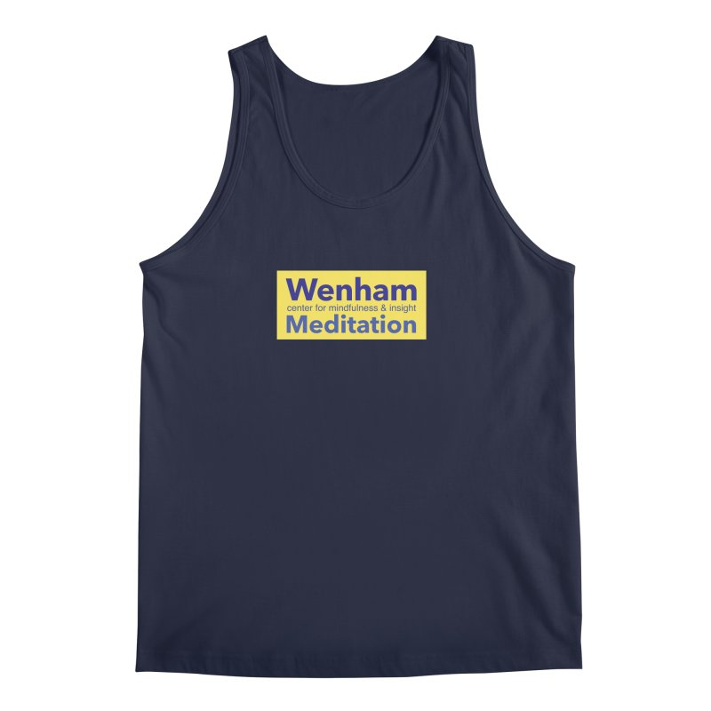 Wenham Wear 1 Men's Regular Tank by reddingmeditation's Artist Shop