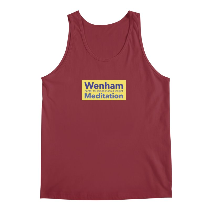 Wenham Wear 1 Men's Regular Tank by Redding Meditation's Artist Shop