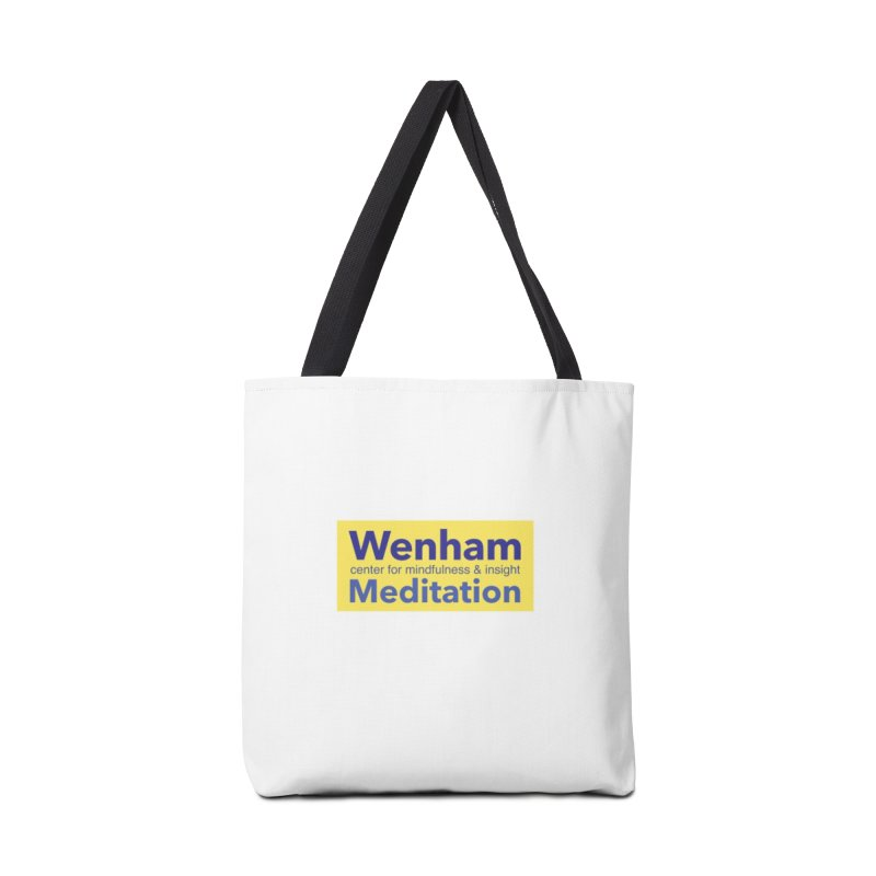Wenham Wear 1 Accessories Bag by reddingmeditation's Artist Shop