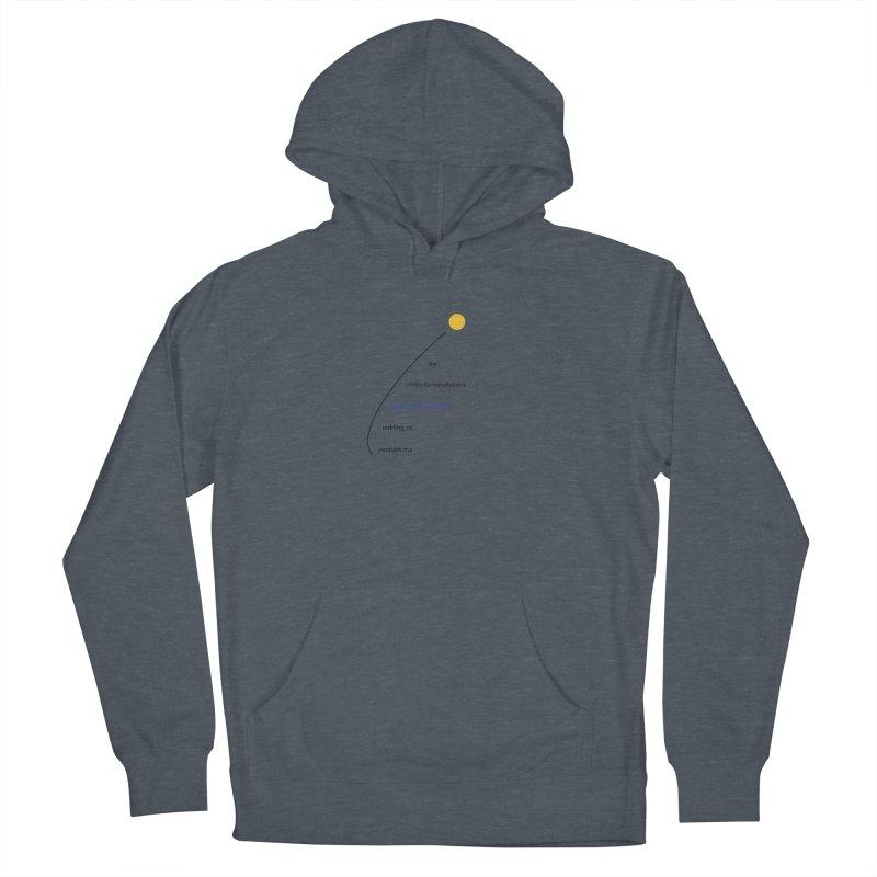 Swoosh Men's Pullover Hoody by reddingmeditation's Artist Shop