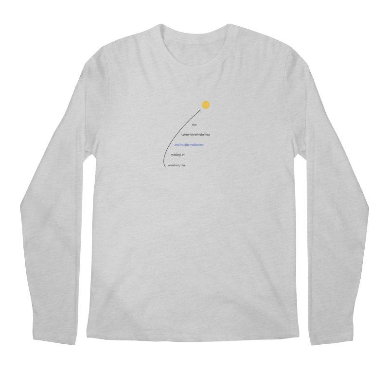 Swoosh Men's Longsleeve T-Shirt by reddingmeditation's Artist Shop