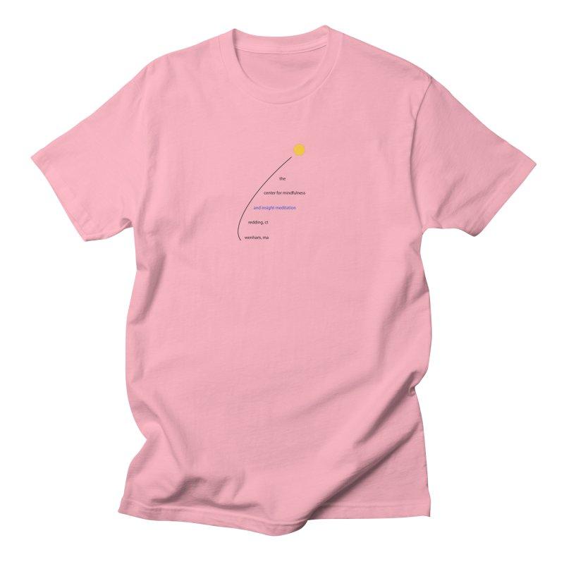 Swoosh Men's Regular T-Shirt by Redding Meditation's Artist Shop