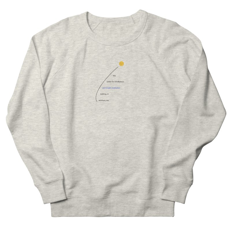 Swoosh Men's Sweatshirt by reddingmeditation's Artist Shop