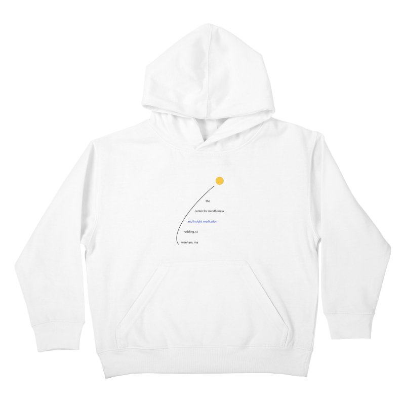 Swoosh Kids Pullover Hoody by reddingmeditation's Artist Shop