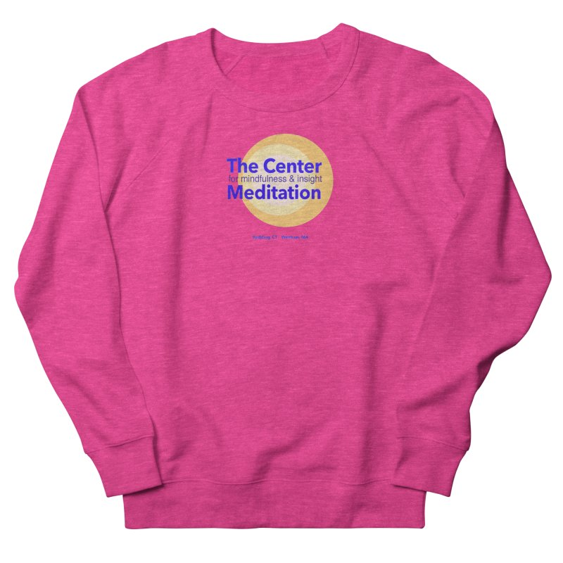Centered Men's Sweatshirt by reddingmeditation's Artist Shop