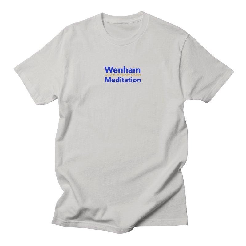 Wenham Wear 2 Men's T-Shirt by Redding Meditation's Artist Shop