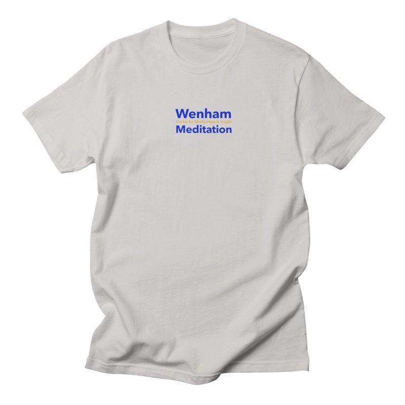 Wenham Wear 2 Men's Regular T-Shirt by reddingmeditation's Artist Shop