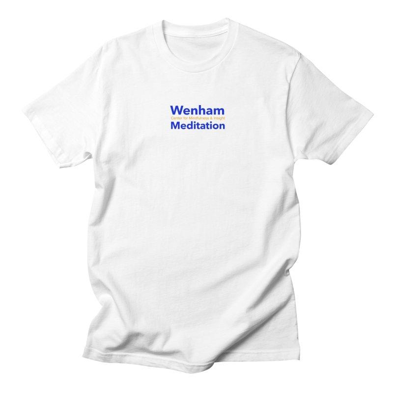 Wenham Wear 2 Men's Regular T-Shirt by Redding Meditation's Artist Shop