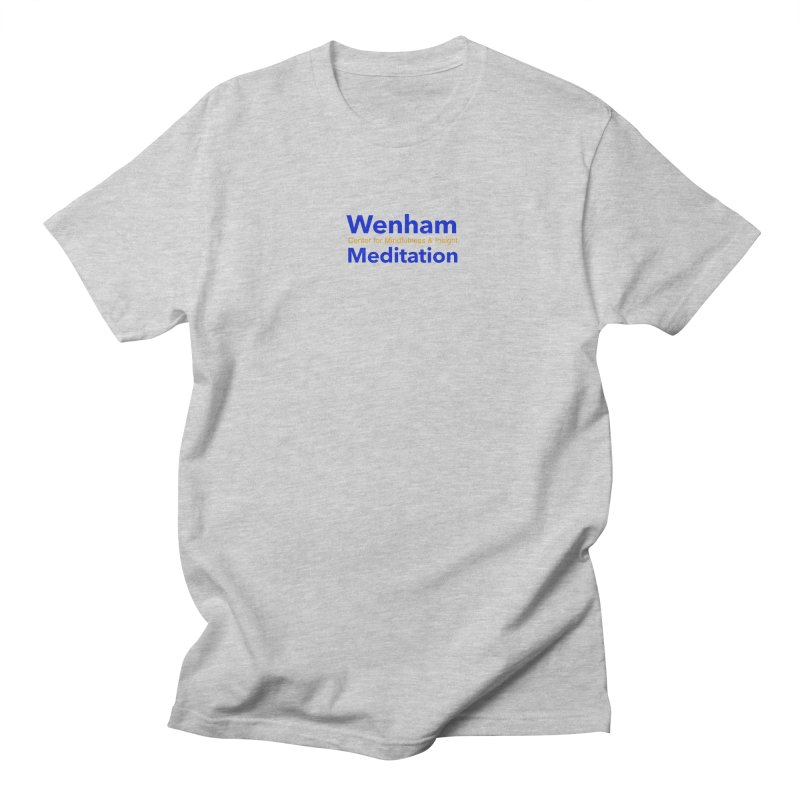 Wenham Wear 2 Men's T-Shirt by reddingmeditation's Artist Shop