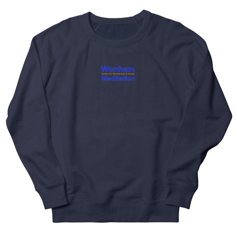 Wenham Wear 2 Women's French Terry Sweatshirt by Redding Meditation's Artist Shop