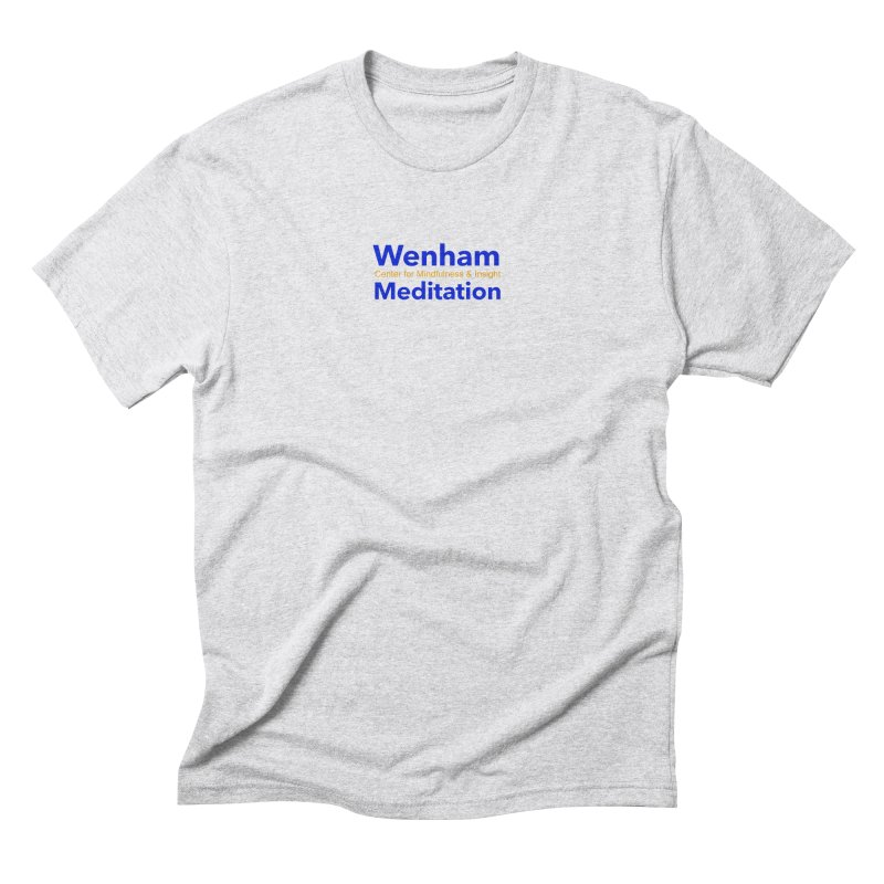 Wenham Wear 2 Men's Triblend T-Shirt by Redding Meditation's Artist Shop