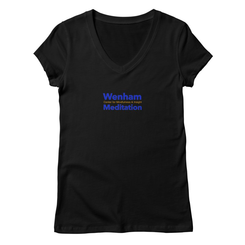 Wenham Wear 2 Women's V-Neck by reddingmeditation's Artist Shop