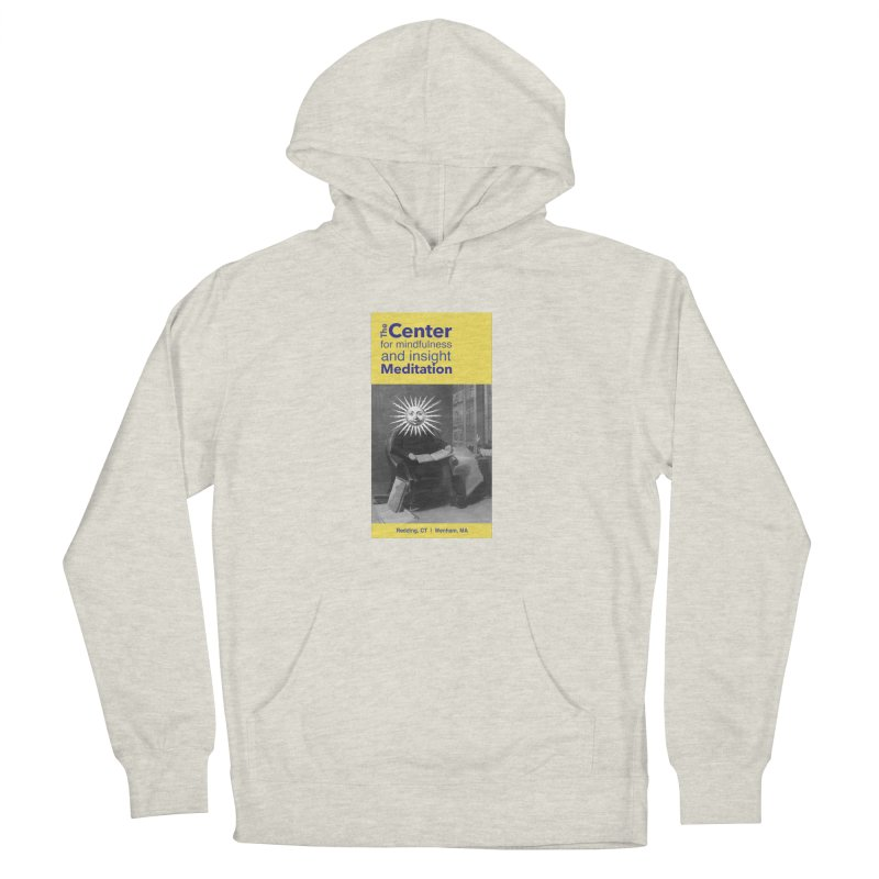 Mr. Sun Women's French Terry Pullover Hoody by Redding Meditation's Artist Shop