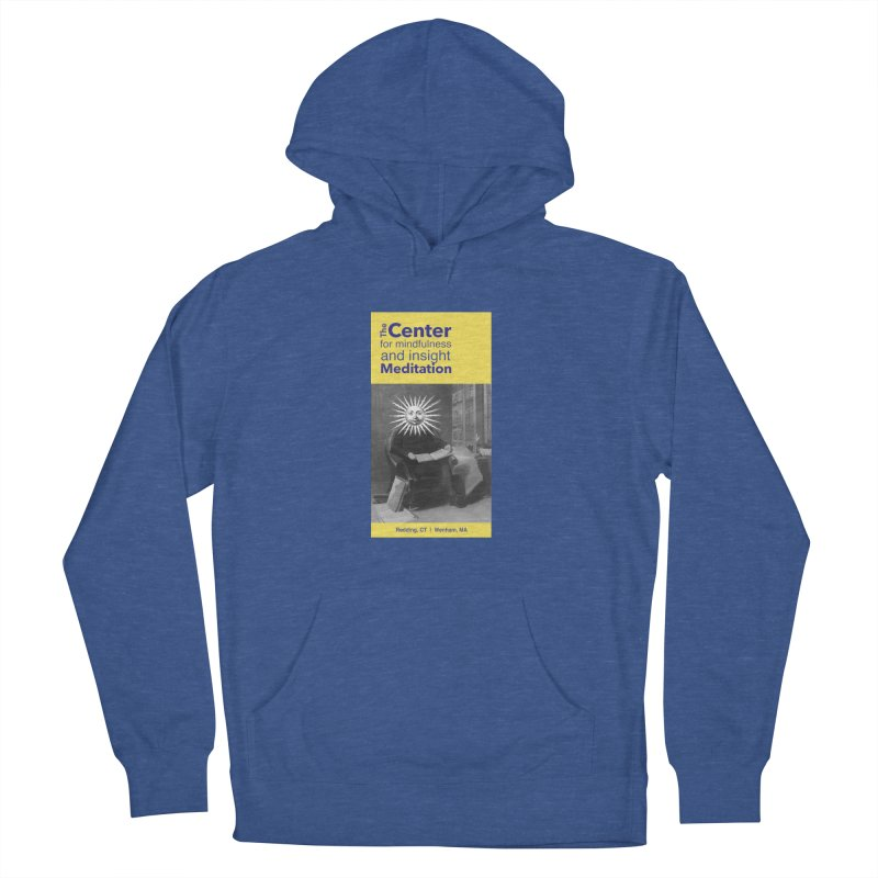 Mr. Sun Men's French Terry Pullover Hoody by Redding Meditation's Artist Shop