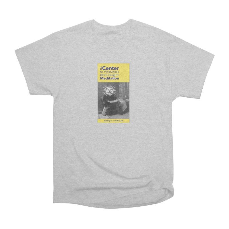 Mr. Sun Men's Heavyweight T-Shirt by Redding Meditation's Artist Shop