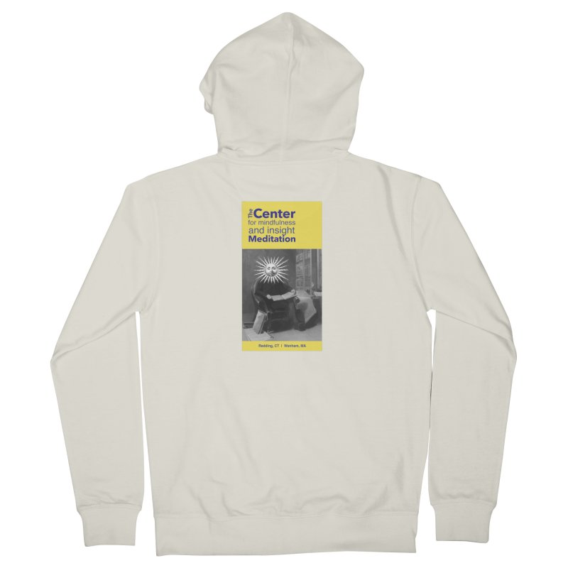 Mr. Sun Women's Zip-Up Hoody by reddingmeditation's Artist Shop