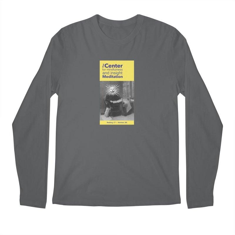 Mr. Sun Men's Regular Longsleeve T-Shirt by reddingmeditation's Artist Shop