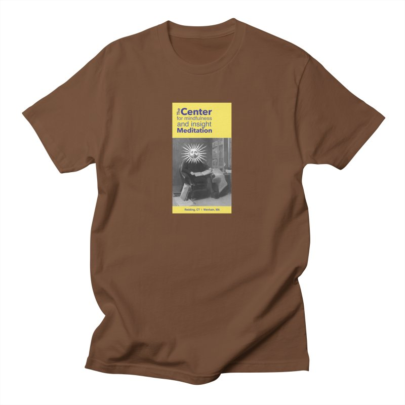 Mr. Sun Men's Regular T-Shirt by reddingmeditation's Artist Shop