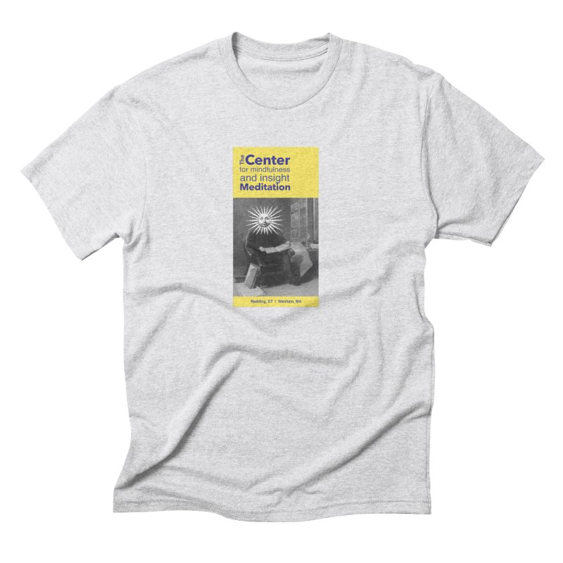 Mr. Sun Men's Triblend T-Shirt by reddingmeditation's Artist Shop