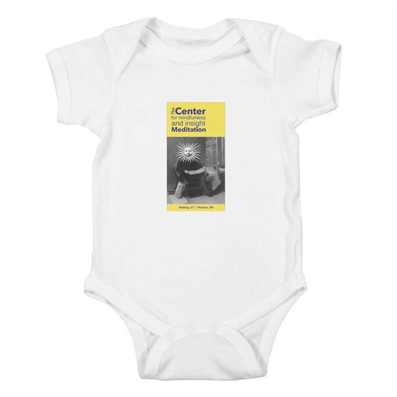 Mr. Sun Kids Baby Bodysuit by reddingmeditation's Artist Shop
